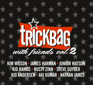 "Trickbag CD ""with friends vol. 2"""